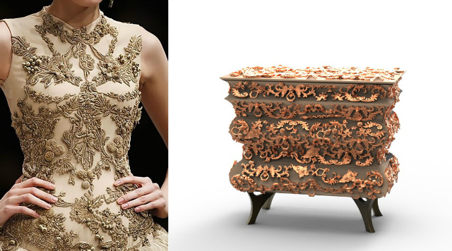 12 design inspirations Design Inspirations – Furniture and Fashion 12