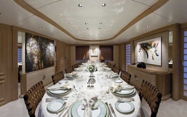 luxury yachts Luxury Yachts Interiors by H2 Yacht 3