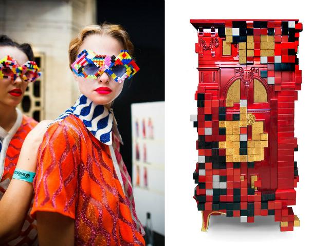 4 design inspirations Design Inspirations – Furniture and Fashion 4
