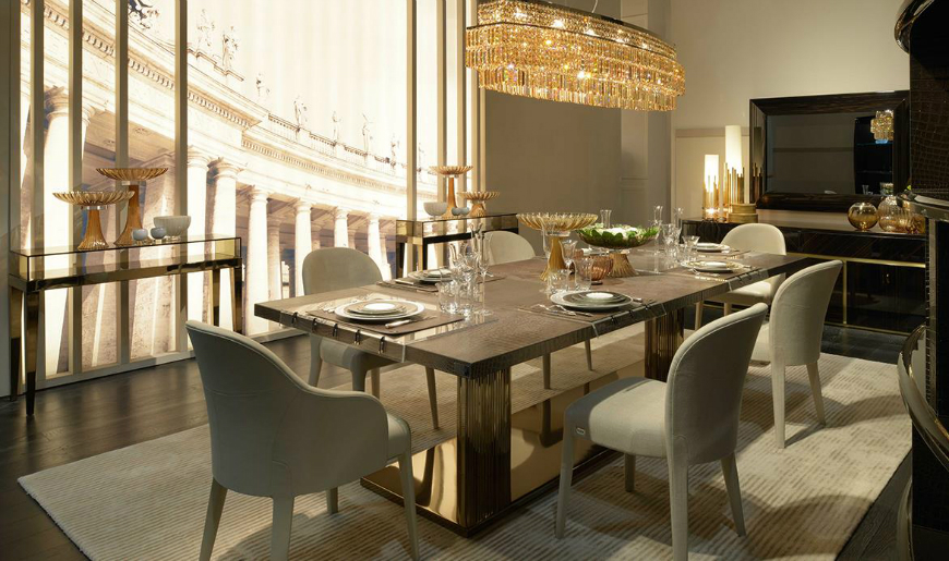 Modern Dining Tables 20 Modern Dining Tables To Be Inspired By 4685