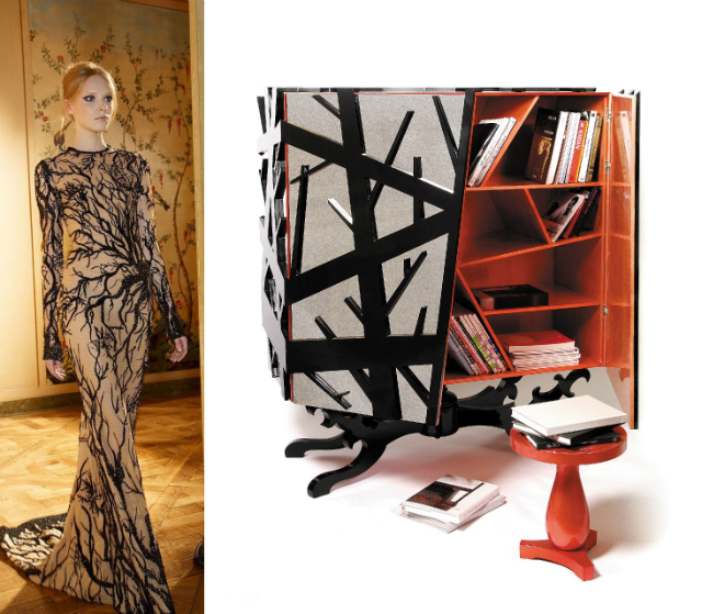 6 design inspirations Design Inspirations – Furniture and Fashion 6