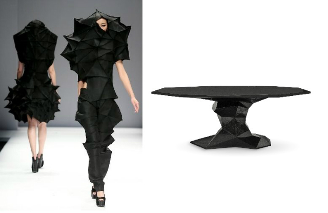 9 design inspirations Design Inspirations – Furniture and Fashion 9