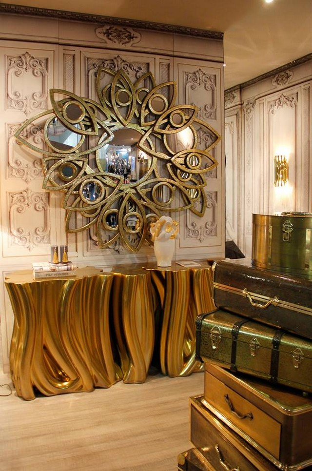 modern console tables Living Room Ideas With Modern Console Tables MAISON ET OBJET PARIS IS ON AIR 111