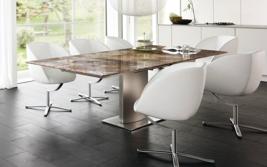 modern dining tables Modern Dining Tables 20 Modern Dining Tables To Be Inspired By fotos von esstisch betonoptik wohnideen