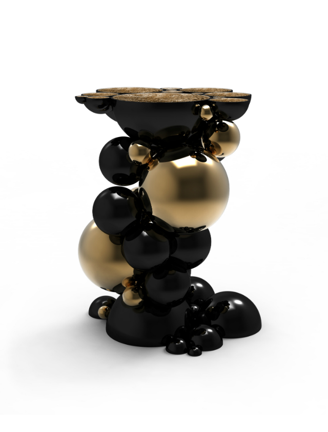 out of ordinary out of ordinary 10 Out Of Ordinary Coffee and Side Table Designs newton futuristic side table boca do lobo 01