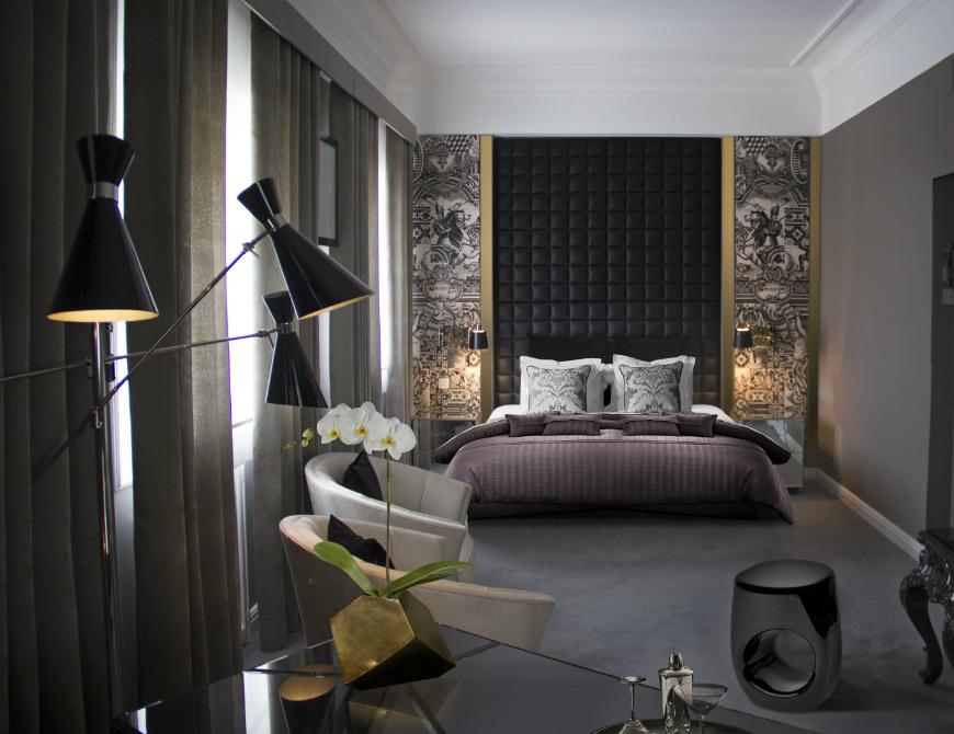 suite-bocadolobo-5 dark bedroom How to Bring Inspiration Into Your Dreams With Dark Bedroom suite bocadolobo 5
