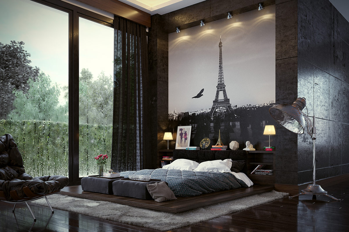 bedrooms Floor Bed Designs For Stylish Bedrooms unnamed file4