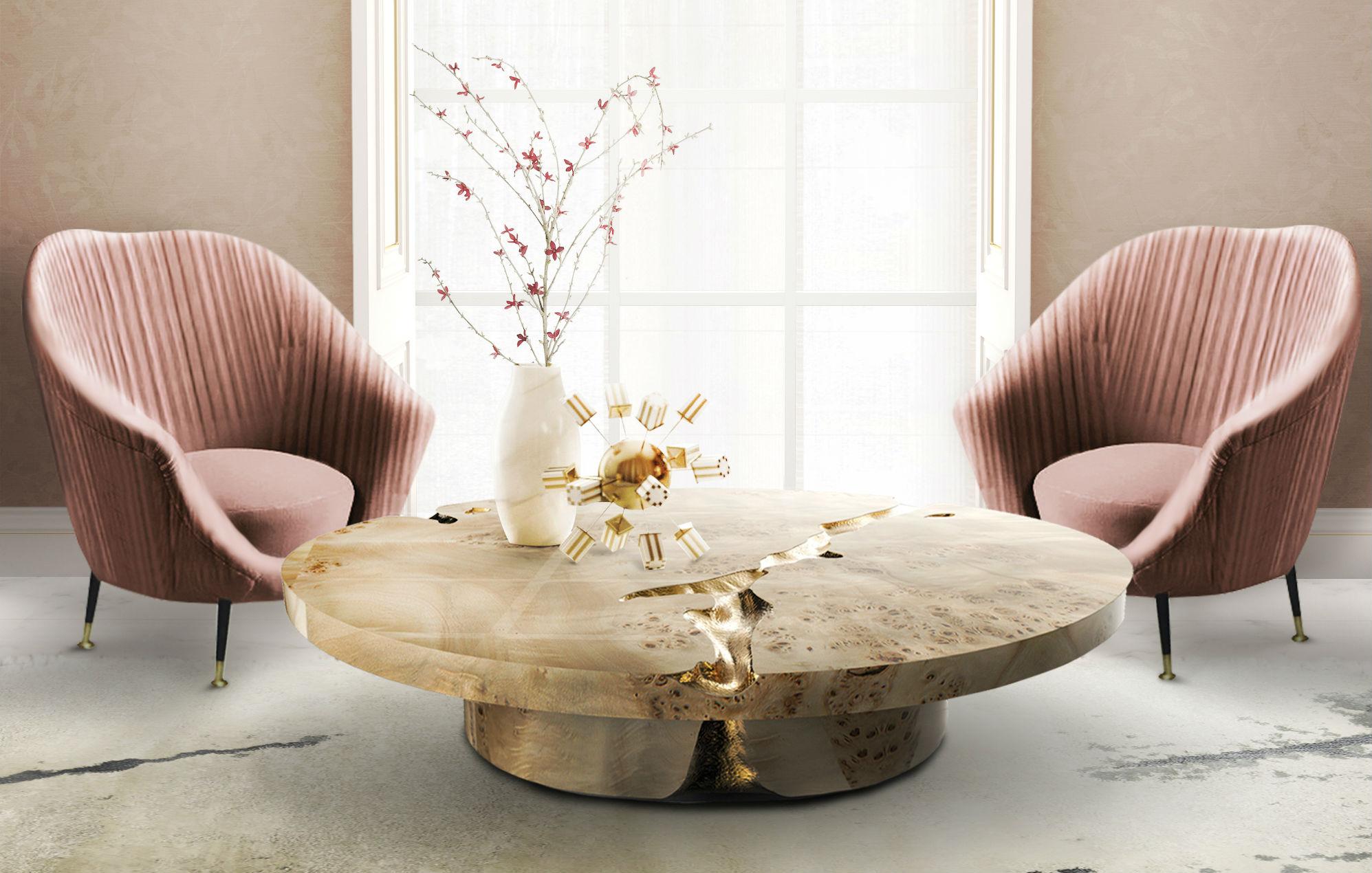 maison et objet paris 2017 Coffee and Side Tables You Cannot Miss at Maison et Objet Paris 2017 empire center table1