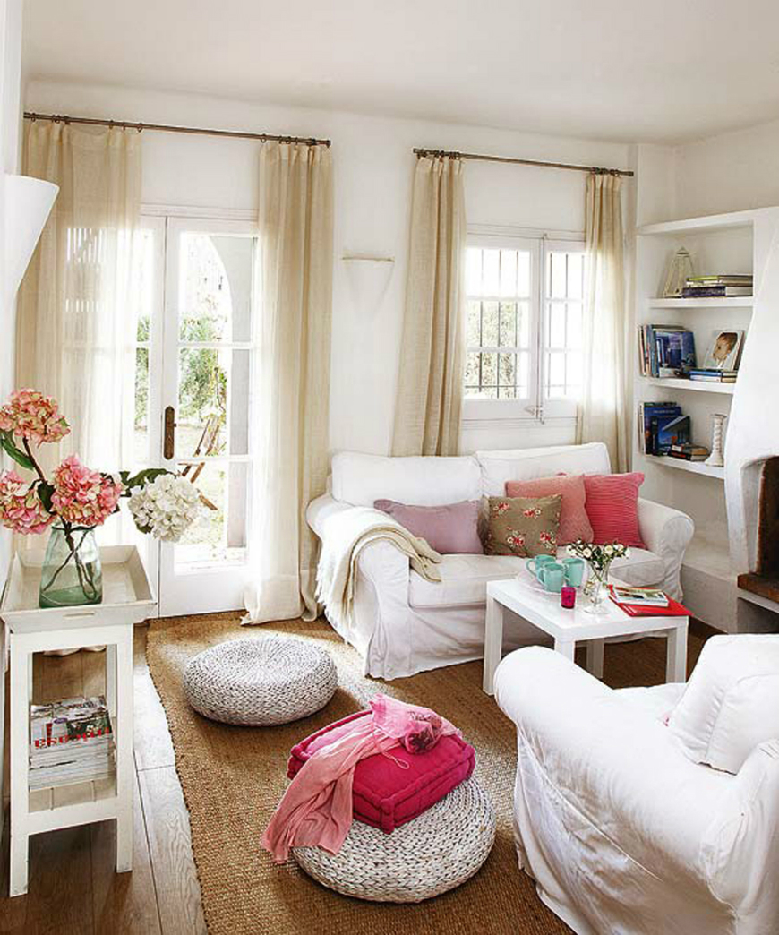 small living room 10 Sneaky Styling Tricks for a Small Living Room small cozy living room decorating ideas mudroom Laundry Scandinavian Compact Building Supplies Design Build Firms Septic Tanks