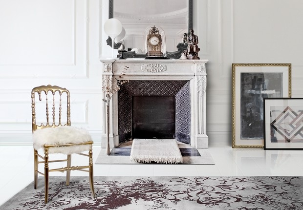Design Inspiration – Shades of Gray for Luxury Interiors