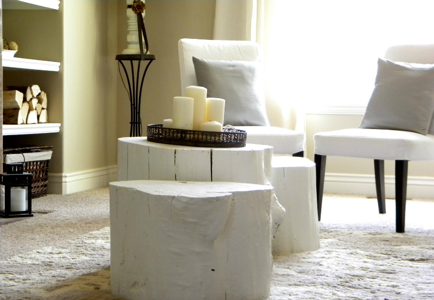 cool-tree-stump-coffee-table-toronto Vintage Coffee and Side Tables Home Decorating Ideas With Vintage Coffee and Side Tables Cool tree stump coffee table toronto