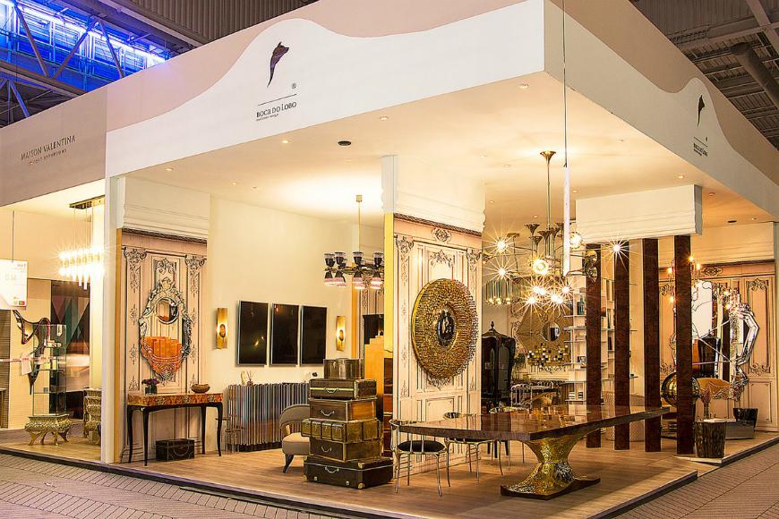 Maison Et Objet maison et objet Living Rooms With Gorgeous Coffee And Side Tables At Maison Et Objet CrhHc fWgAQQE5j