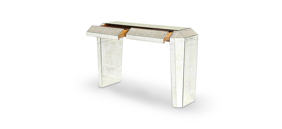Mirrored Console Table Design Inspiration With Mirrored Console Table Designs Design Inspiration With Mirrored Console Table Designs