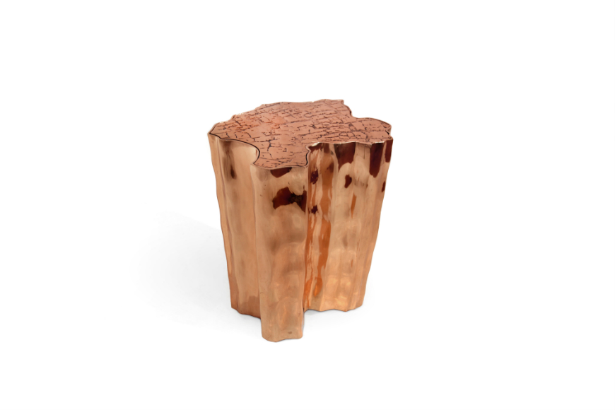 eden-side-table-boca-do-lobo copper 40 Stupendous Copper Coffee and Side Tables for Luxury Homes eden side table copper boca do lobo 02
