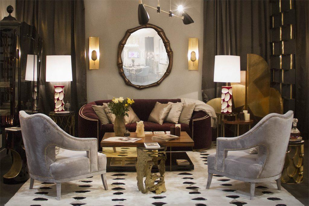 Maison et Objet maison et objet Living Rooms With Gorgeous Coffee And Side Tables At Maison Et Objet interior image by brabbu 1024x684