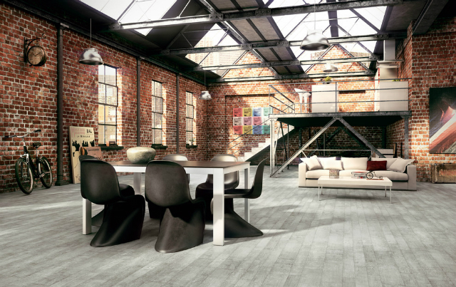 industrial How to Create a Stylish Industrial Dining Room 000