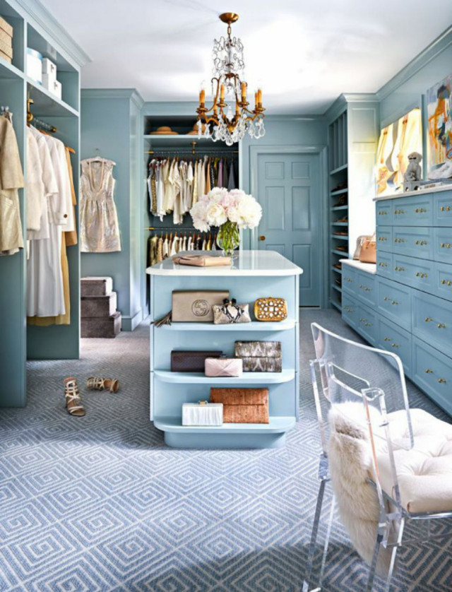 10 Walk In Closet Ideas For Your Master Bedroom