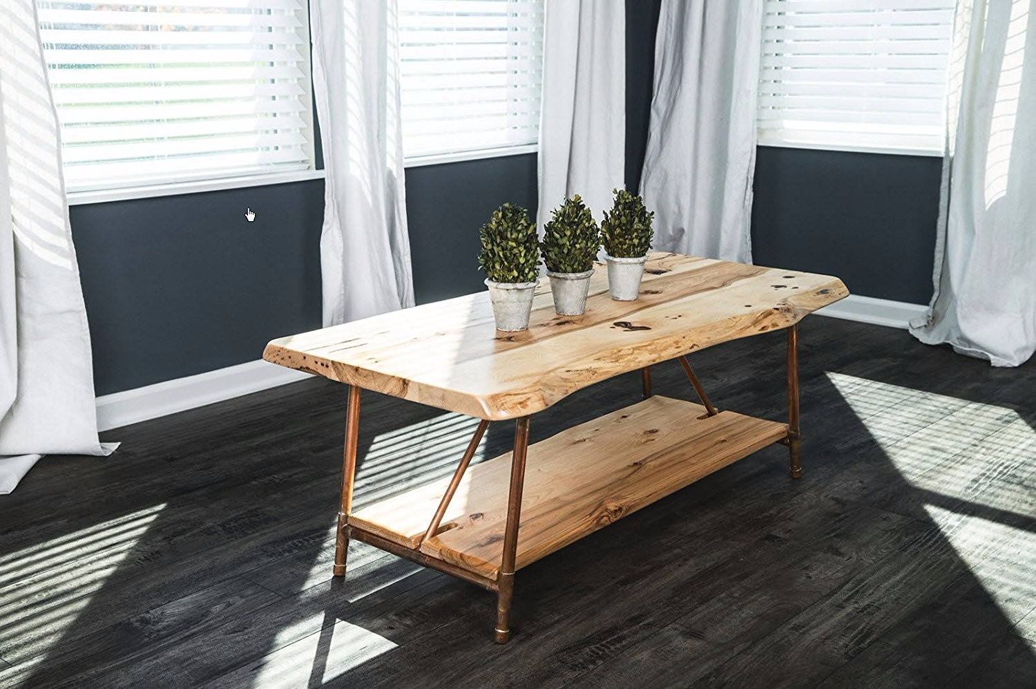 coffee and side tables Upgrade Your Living Room with Lovely Coffee and Side Tables wooden grain 1500 copy