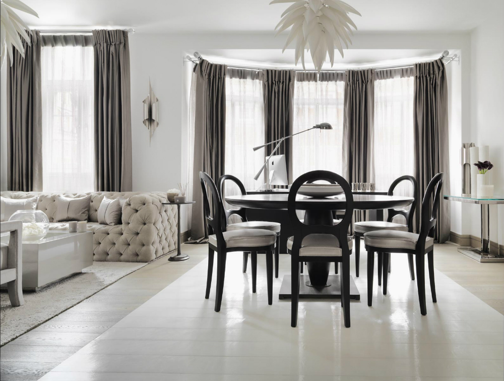 kelly hoppen Dining Room Ideas by Kelly Hoppen 111