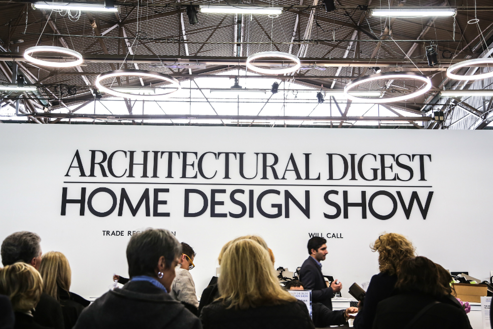 ad show Everything You Need To Know About AD Show 2017 Architectural Digest Design Show     What can we expect 1