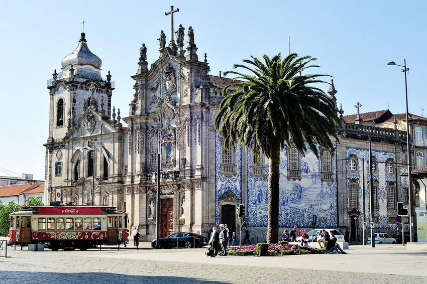 Igreja-do-Carmo-e-das-Carmelitas-Porto kabinett Das Heritage Kabinett - ein portugiesisches Erbe Igreja do Carmo e das Carmelitas Porto