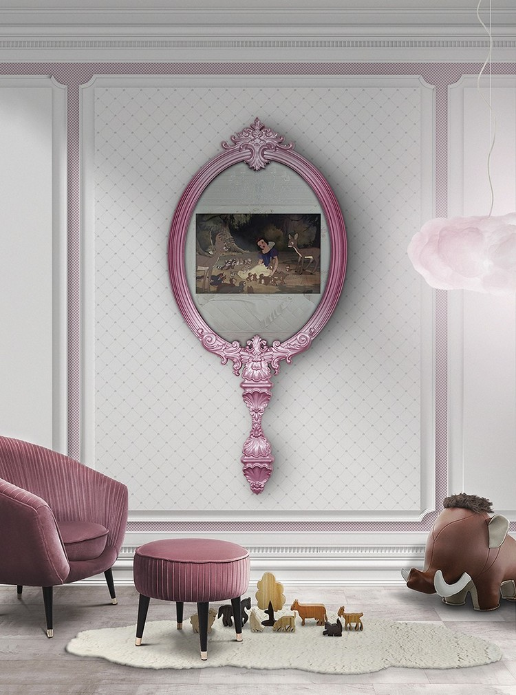 Luxus Rosa Innenarchitektur mit rosa Details - Wohn Design Trend (12) Luxus Innenarchitektur Luxus Innenarchitektur mit rosa Details Luxus Innenarchitektur mit rosa Details Wohn Design Trend 12