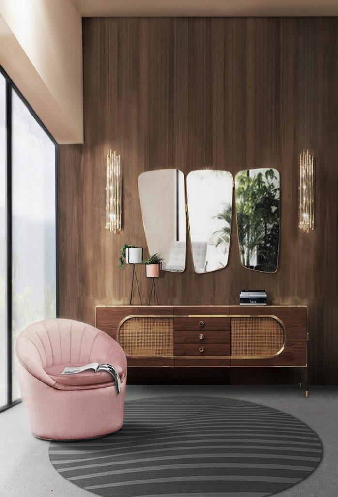 Luxus rosa Innenarchitektur mit rosa Details - Wohn Design Trend (8) Luxus Innenarchitektur Luxus Innenarchitektur mit rosa Details Luxus Innenarchitektur mit rosa Details Wohn Design Trend 8