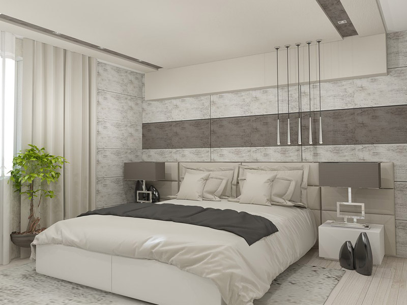 master bedroom 10 Master Bedroom Trends for 2017 grey master bedroom ideas trends 2017 with plant for bedroom inspiration design1