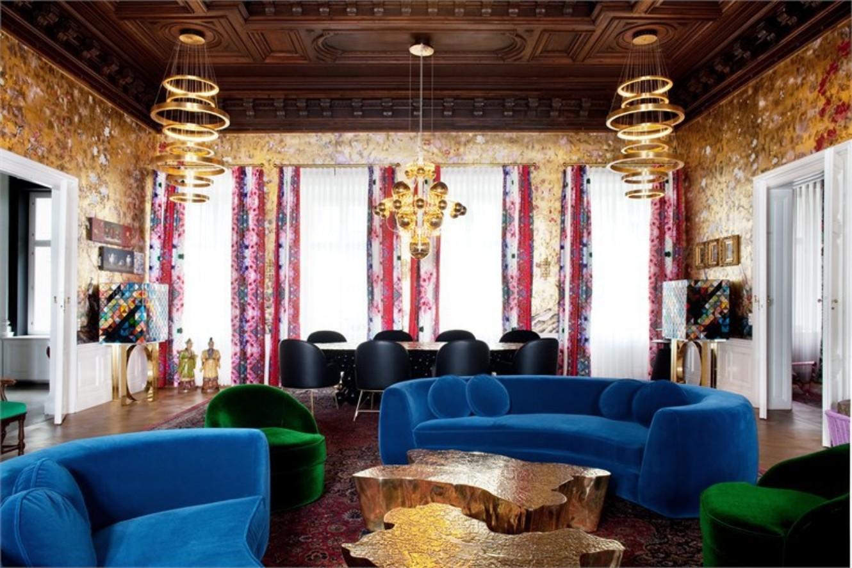 denis kosutic Palais FG: Amazing Project By Denis Kosutic with Boca do Lobo 0