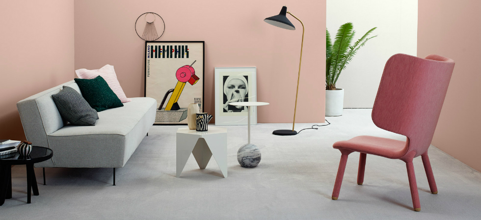 millennial pink Dreamy Interiors with Millennial Pink COVER3