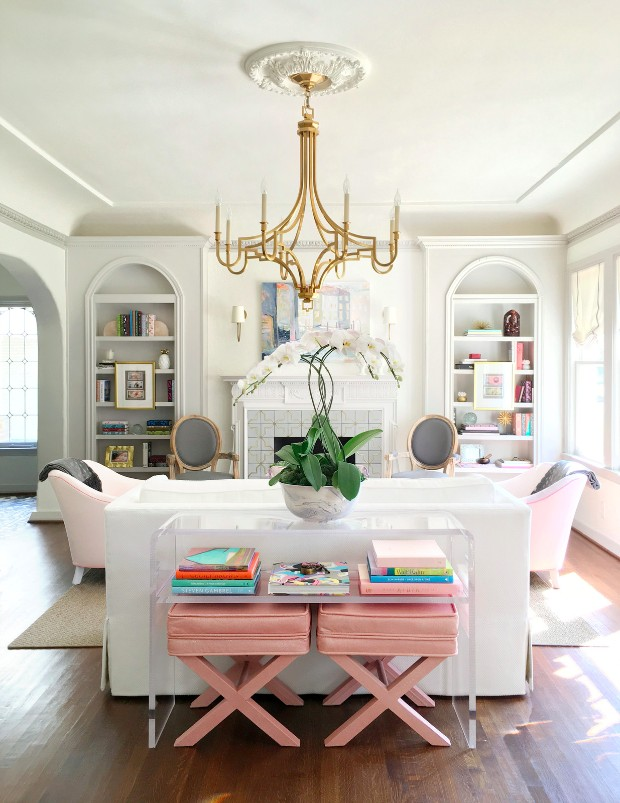 file millennial pink Dreamy Interiors with Millennial Pink file