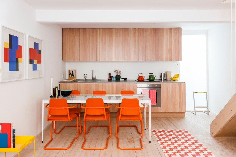 get ready for summer with these colorful dining room ideas Colorful Dining Table