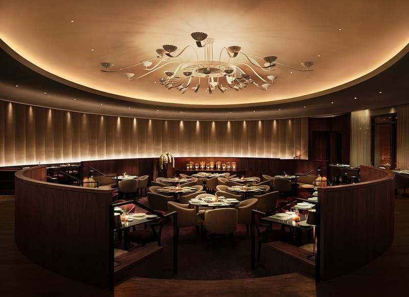 Exclusive High End Restaurants By Interior Designers Yabu Pushelberg MiamiBeachEdition07