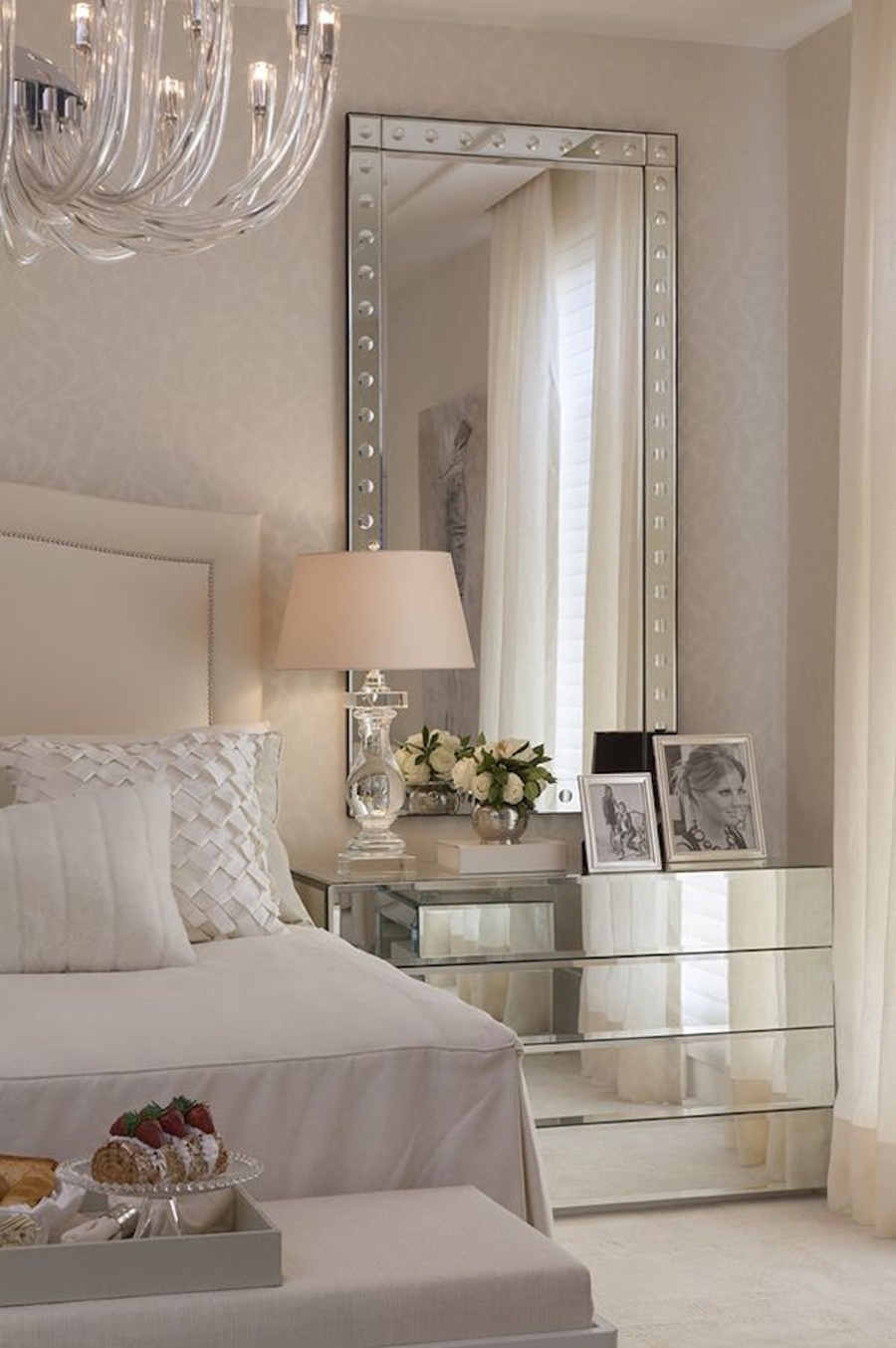7 bedside tables design ideas to replace your nightstand Nightstand Design Ideas