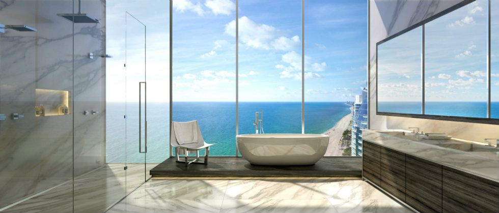 luxury bathroom How to Choose the Perfect Mirror for Your Luxury Bathroom PMG SI 06 MasterBathroom 01 1