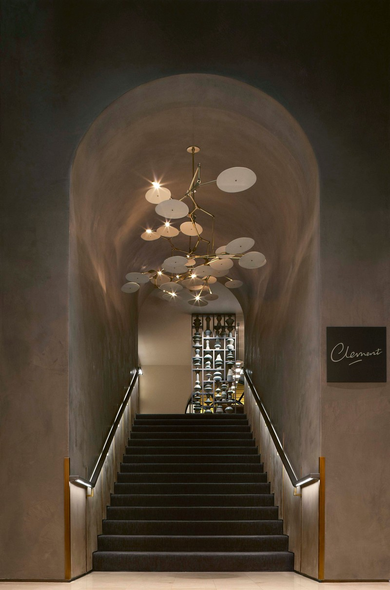 Exclusive High End Restaurants By Interior Designers Yabu Pushelberg YP Clement001