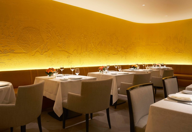 Exclusive High End Restaurants By Interior Designers Yabu Pushelberg YP Clement009
