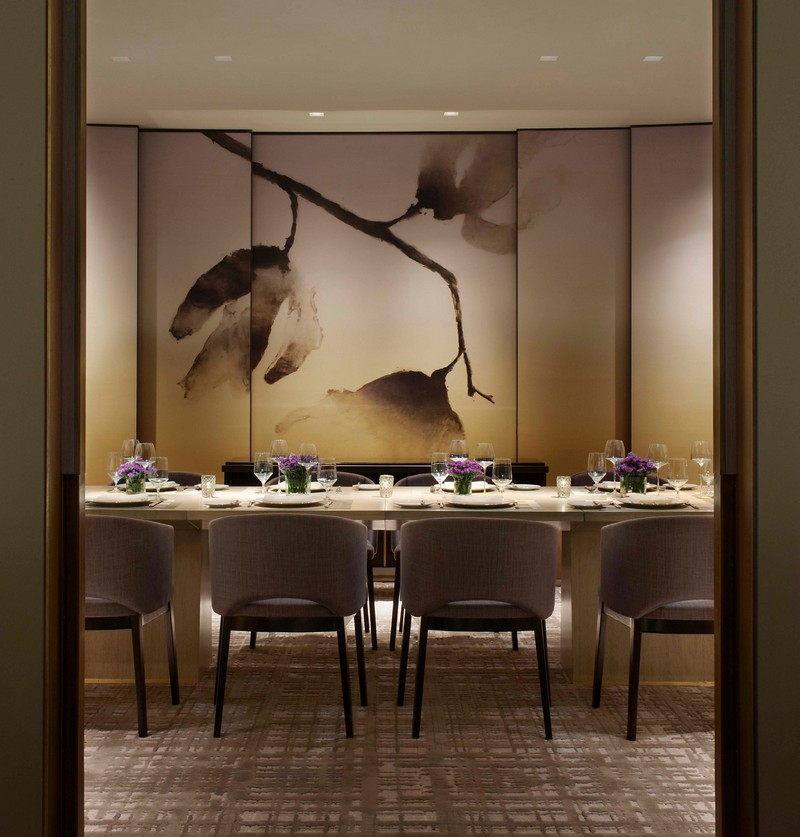 15 High End Contemporary Dining Room Designs: Exclusive High End Restaurants By Interior Designers Yabu