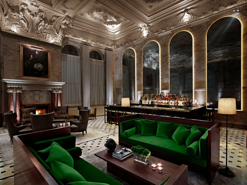 Exclusive High End Restaurants By Interior Designers Yabu Pushelberg YP LondonEdition002 1