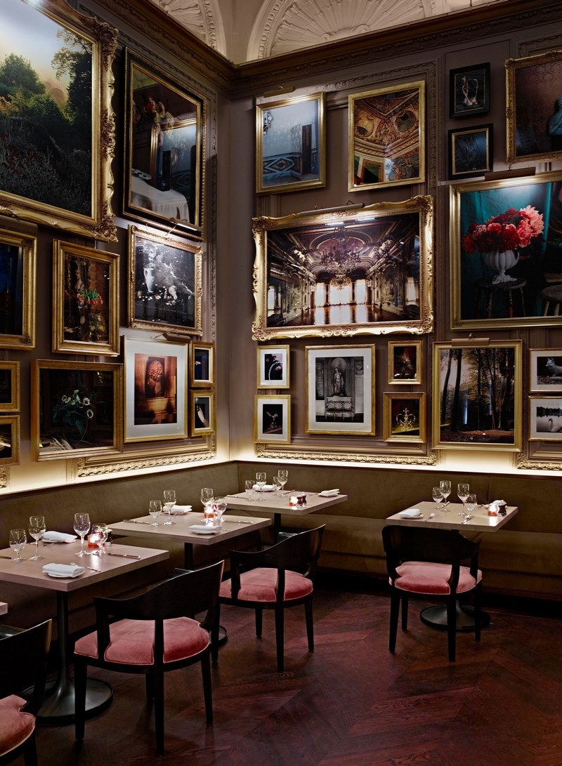 Exclusive High End Restaurants By Interior Designers Yabu Pushelberg YP LondonEdition007