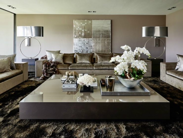 Get a luxury interior design with eric kuster