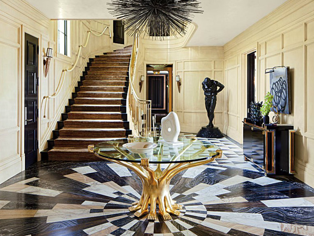 entryway design The Most Popular Entryway Design Ideas on Pinterest cover 9