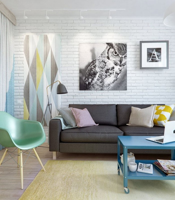 candy colors Sweet Candy Colors for Contemporary Interiors decordodia 2015 12 07