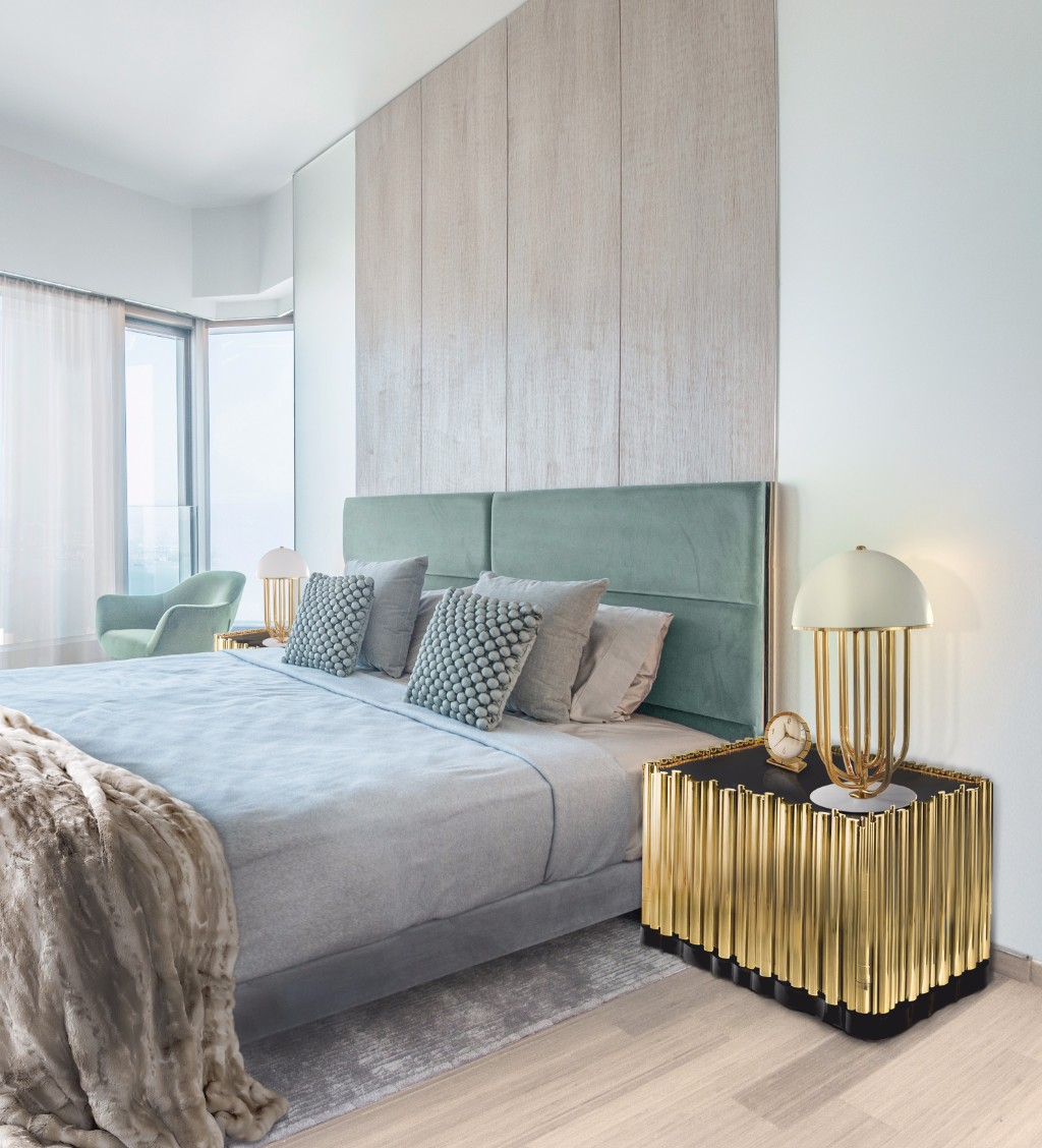 modern nightstand ideas from the master bedroom collection Nightstand Design Ideas