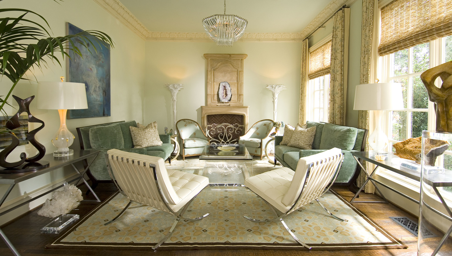 design guide Texas Design Guide: Smiling Interiors by Mary Anne Smiley Highland Park Soft