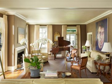 Classic Interior Design Projects of Thomas Jayne