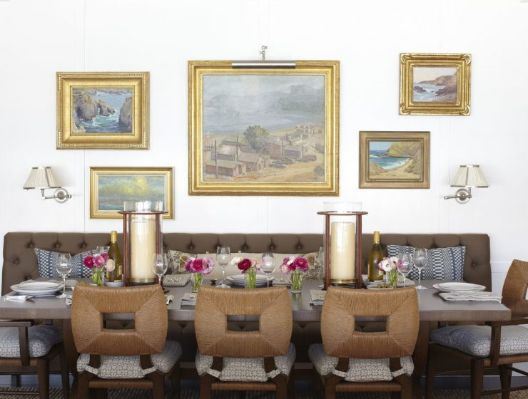 Attractive How 21 Famous Interior Designers Decorate A Dining Room