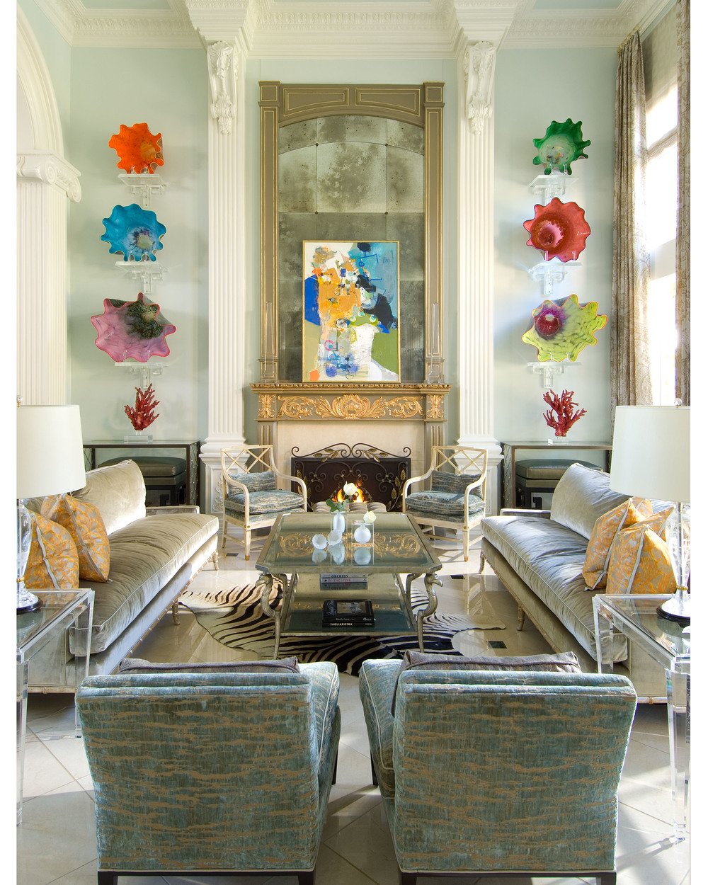 design guide Texas Design Guide: Smiling Interiors by Mary Anne Smiley Preston Hollow State