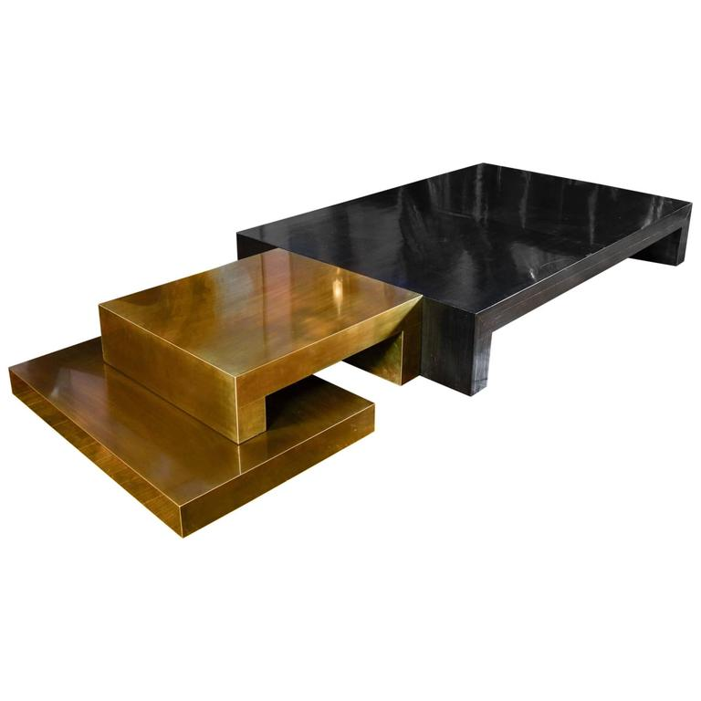 20 of the most expensive center tables you can buy. Black Bedroom Furniture Sets. Home Design Ideas