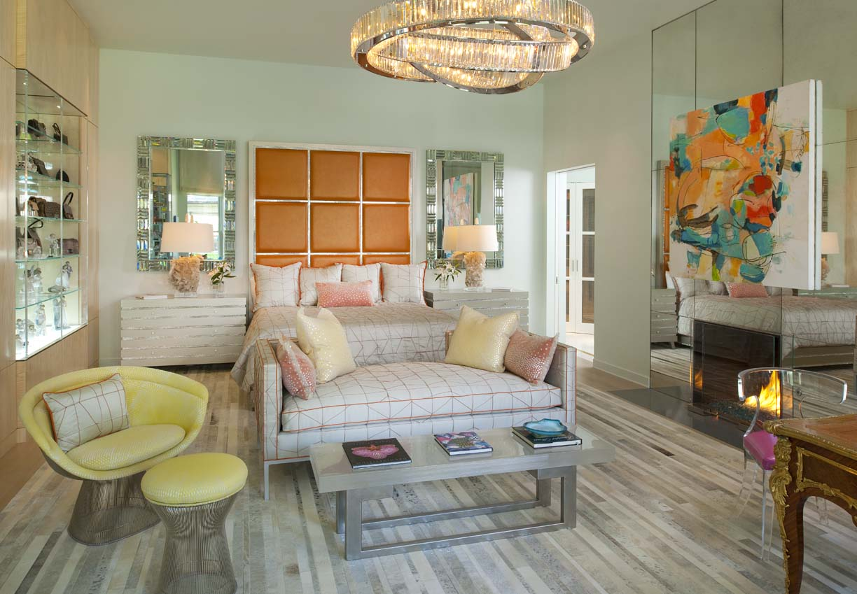 design guide Texas Design Guide: Smiling Interiors by Mary Anne Smiley Strait Lane Master Bedroom